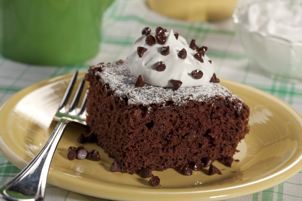 Chocolate Sour Cream Cake