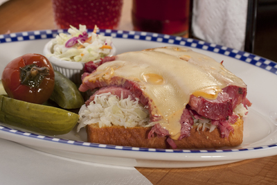 The Ultimate Reuben