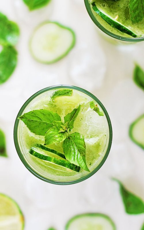 Cucumber Summer Daiquiri Recipe