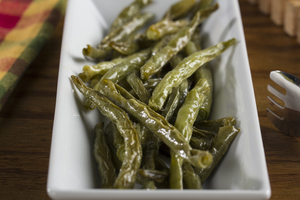 Green Bean Sticks