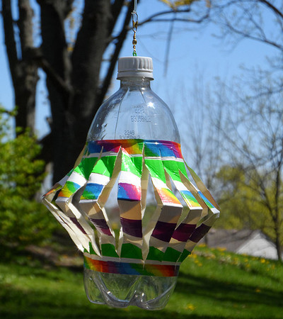 Rainbow Wind Spinner