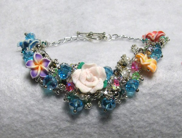 My Secret Garden Bracelet Pattern