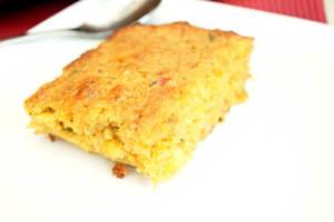 Cajun Cream Corn Casserole