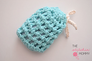 Easy Soap Saver Crochet Pattern