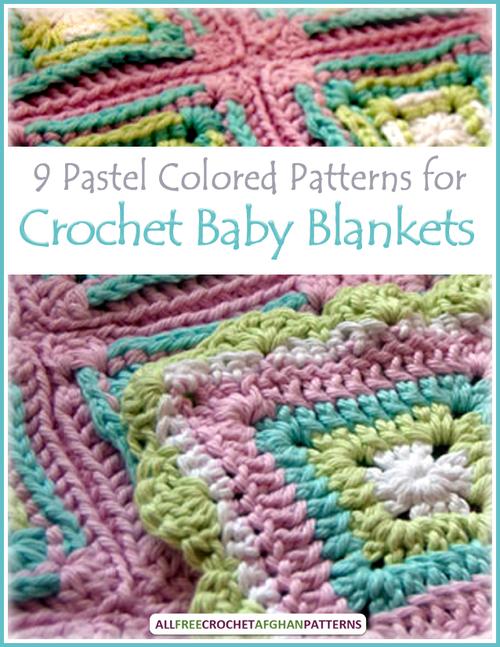 free crochet stitches ebook
