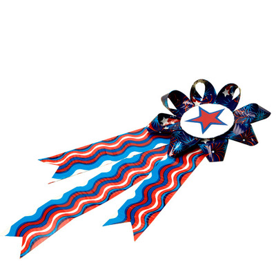 4th of July Ribbon Craft