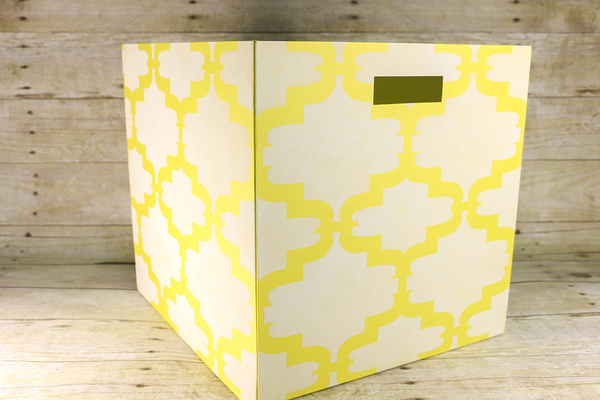 Honeycomb DIY Storage Box