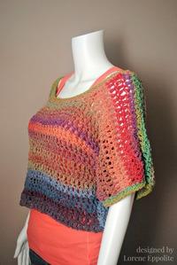 textures crochet top