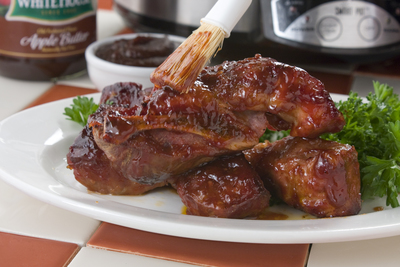 Classic Barbecue Ribs | 25 Christmas Potluck Recipes for Your Office Party