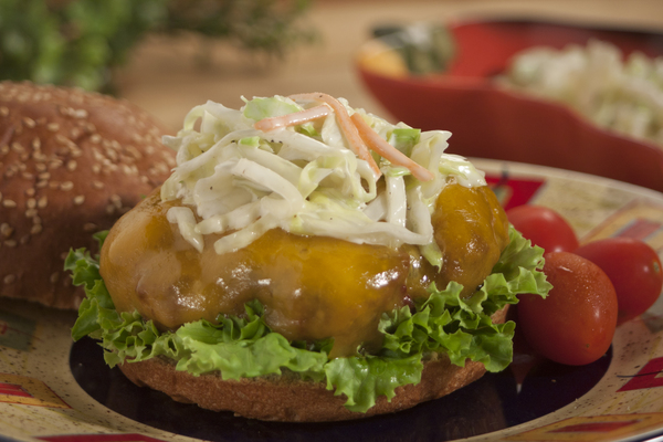 BBQ Chipotle Burger