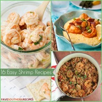 16 Easy Shrimp Recipes