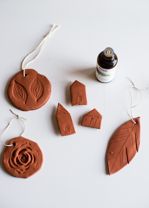 Terra Cotta DIY Air Freshener