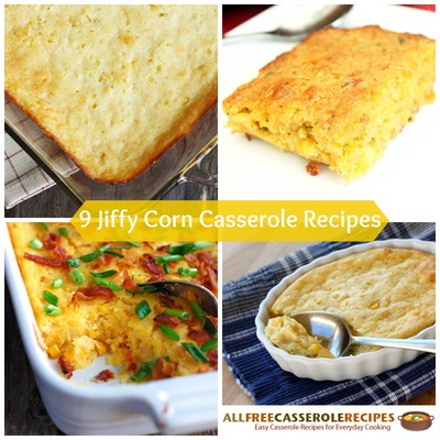 Jiffy Corn Casserole Recipes