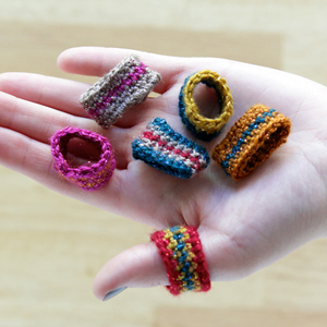 Easy Crochet Ring