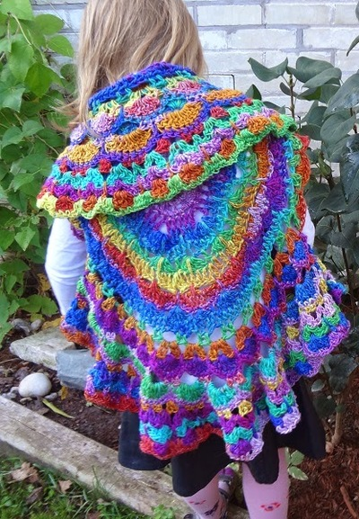 Dream Circle Vest Pattern