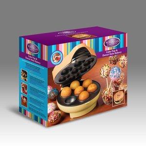 Nostalgia Cake Pop and Donut Maker