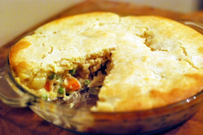 Easy To Make Chicken Pot Pie