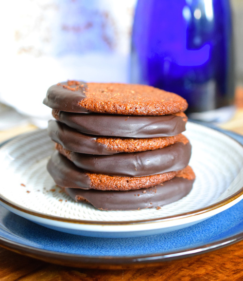 Chewy Chocolate Paleo Cookies