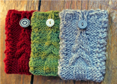 Gift Cardigan DIY Gift Card Holders