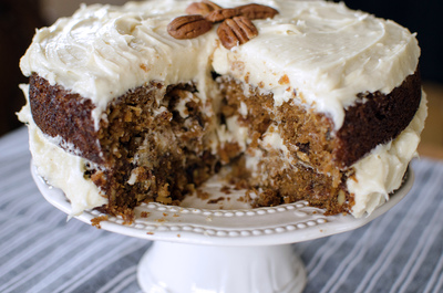 Cozy Carrot Cake Recipe