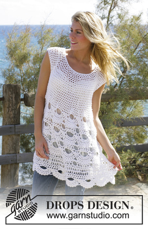 Lacy Summertime Tunic