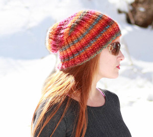 19 Easy Hat Knitting Patterns  5d46100166f