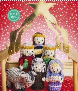 Amigurumi Nativity Pattern AllFreeHolidayCrafts.com