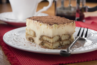 Melt in Your Mouth Tiramisu