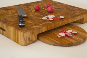 Teakhaus by Proteak Cutting Board