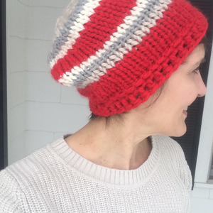 Chunky Easy Knit Hat