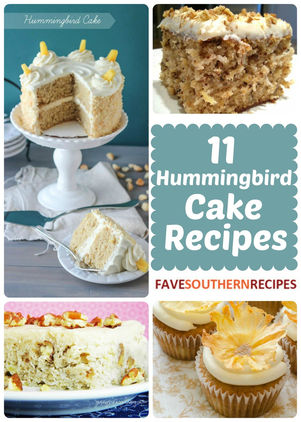 11 Hummingbird Cake Recipes The Best Southern Desserts