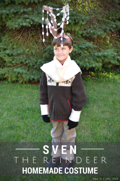 Sven the Reindeer Costume