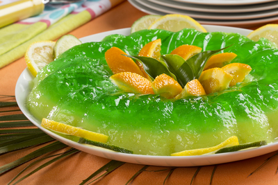 Tropical Gelatin Salad