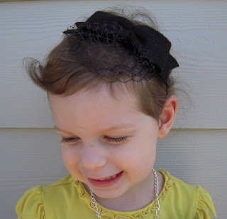 Simple Spider Web Headband