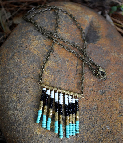 A Beginners Dream DIY Necklace