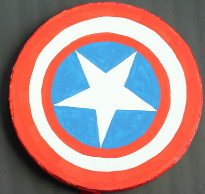 How to Make a Superhero Shield