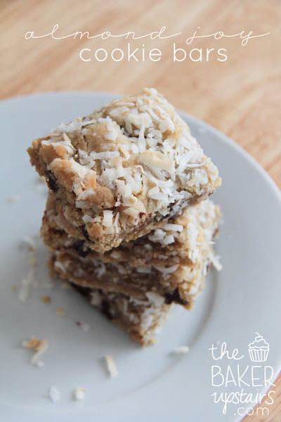 Coconut Cookie Bars