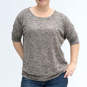 Slouchy Shirt Pattern
