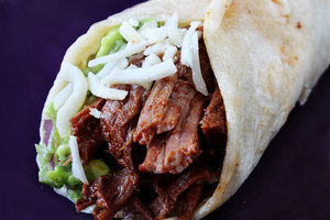 Simple Shredded Beef Tacos