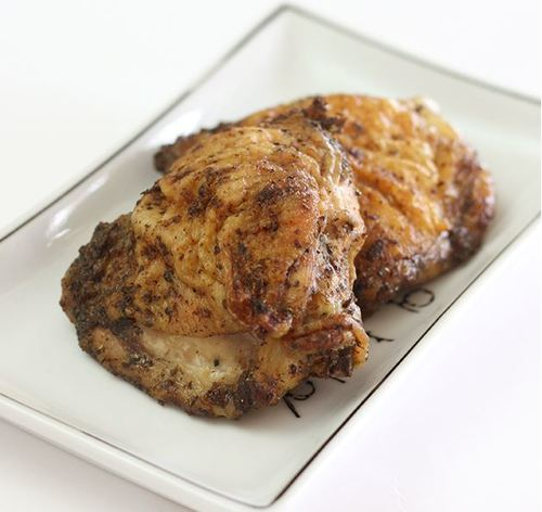 Super Simple Baked Chicken