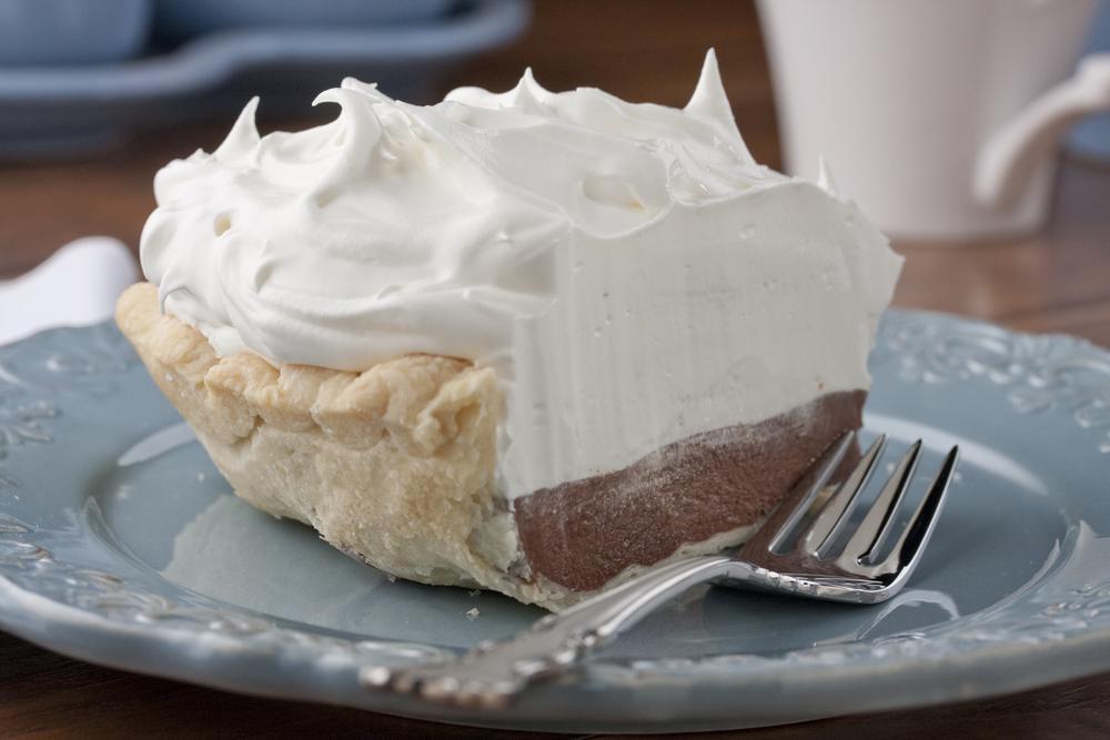 Chocolate Cream Pie Mrfood Com