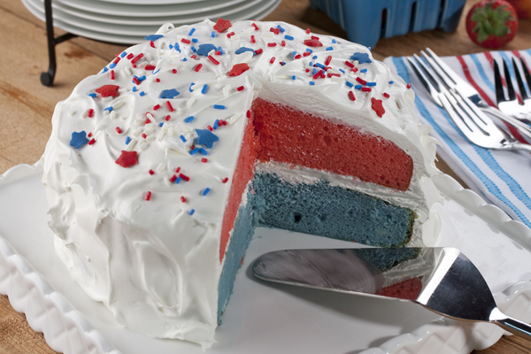 All-American Pudding Cake
