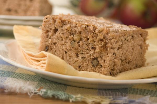 Applesauce cake recipe no eggs