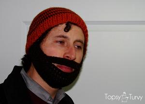 18 Free Crochet Hat Patterns For Men  c120448e3fee