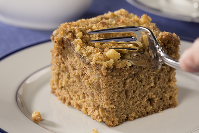 Oatmeal Coffee Cake
