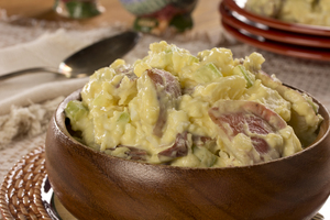 Amish Potato Salad | MrFood com
