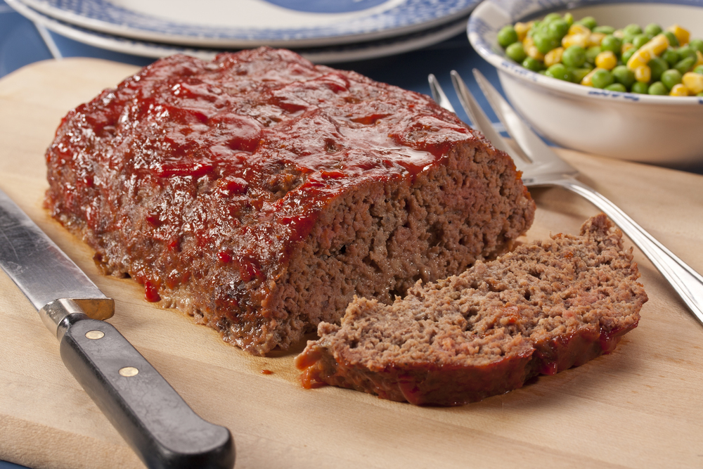 Old Fashioned Country Meatloaf Recipe