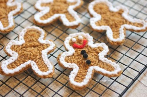 Dog Poop Christmas Ornament | AllFreeCrochet.com