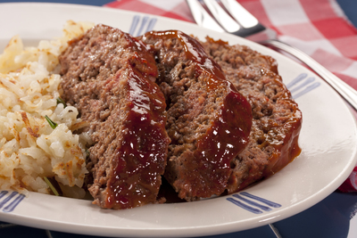 Down Home Meat Loaf