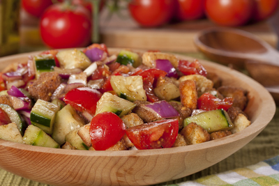 Tuscan Bread Salad
